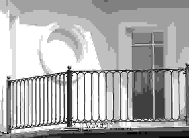 ALMET Kowalstwo Artystyczne Balconies, verandas & terraces Accessories & decoration