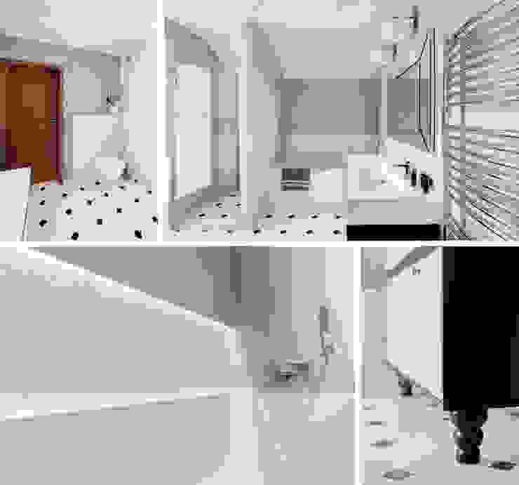 Projekty,  Łazienka zaprojektowane przez homify, Nowoczesny