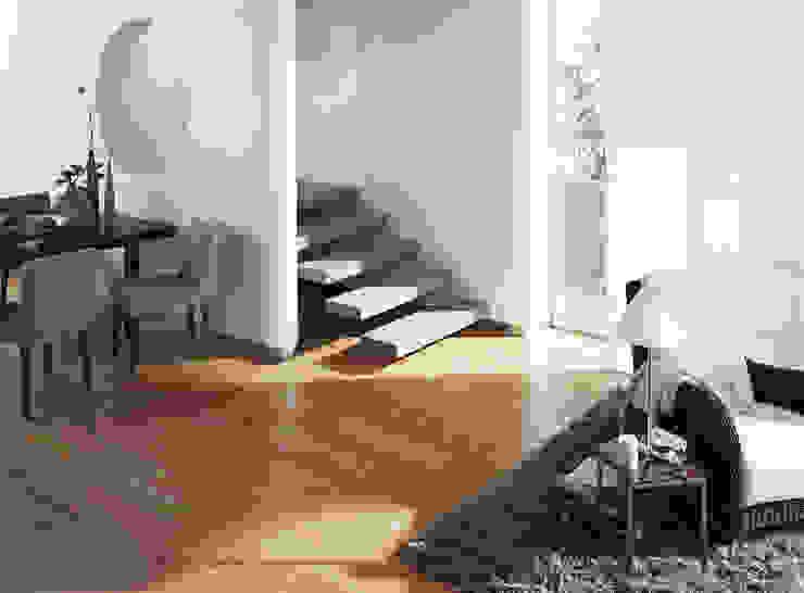Produkte - Parkett + Dielenböden Moderne Wohnzimmer von Holz Pirner GmbH Modern