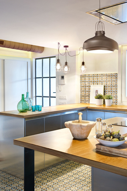 Dapur Modern Oleh Egue y Seta Modern