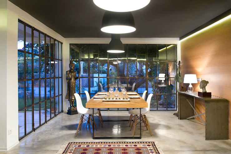 Dining room by Egue y Seta, Modern