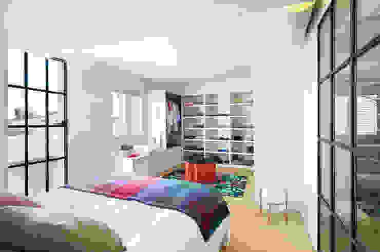 Vivienda en Benicassim. Valencia Dormitorios de estilo moderno de Egue y Seta Moderno