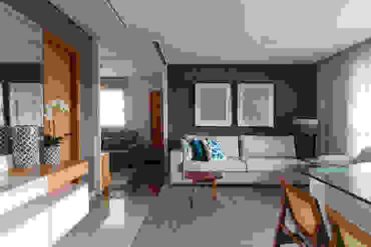 Haruf Arquitetura + Design Salones modernos