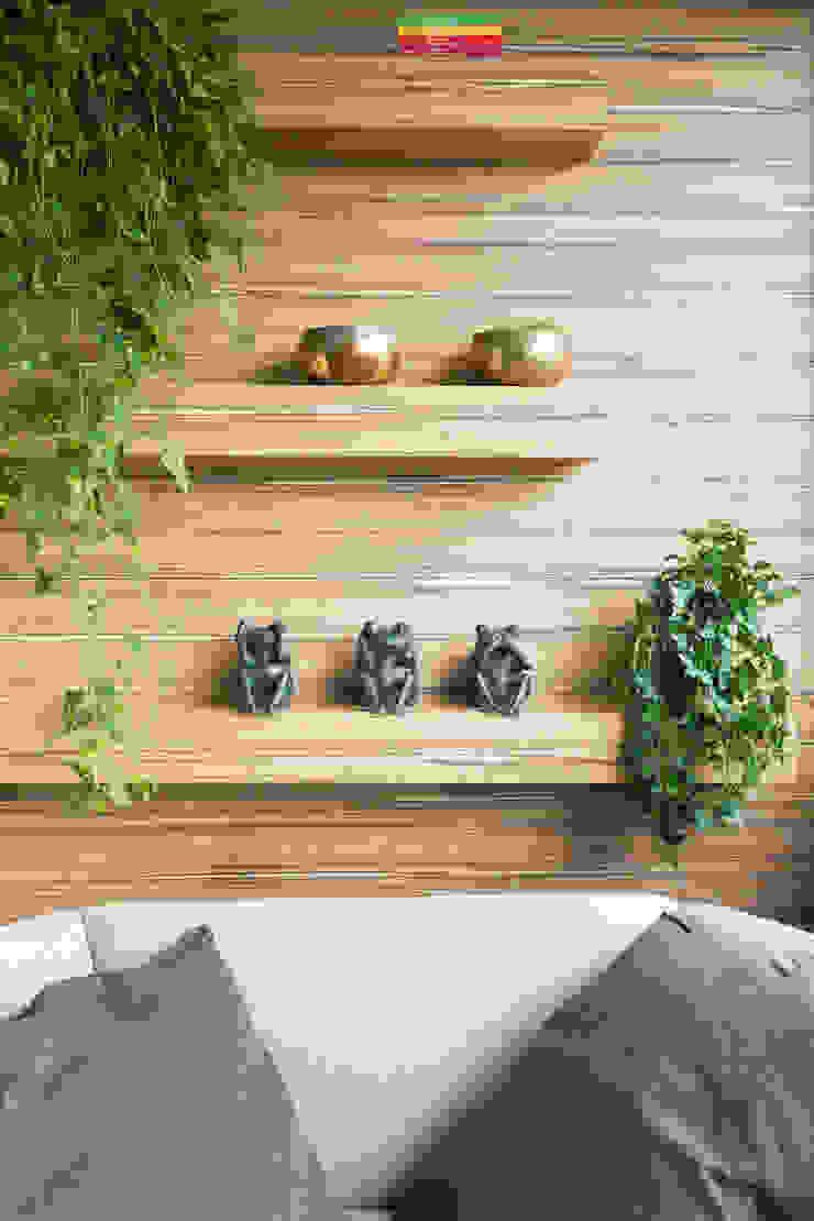 Haruf Arquitetura + Design Balcones y terrazas tropicales