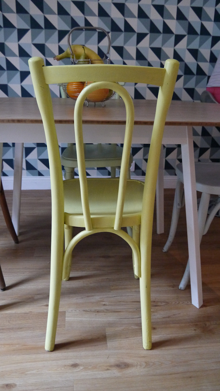 Agence Laurent Cayron Modern dining room