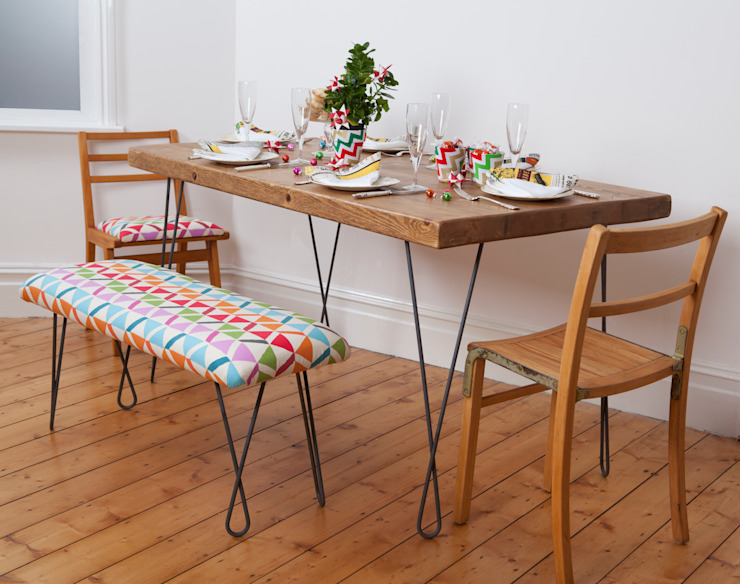 Dining set by Deja Ooh Industrial