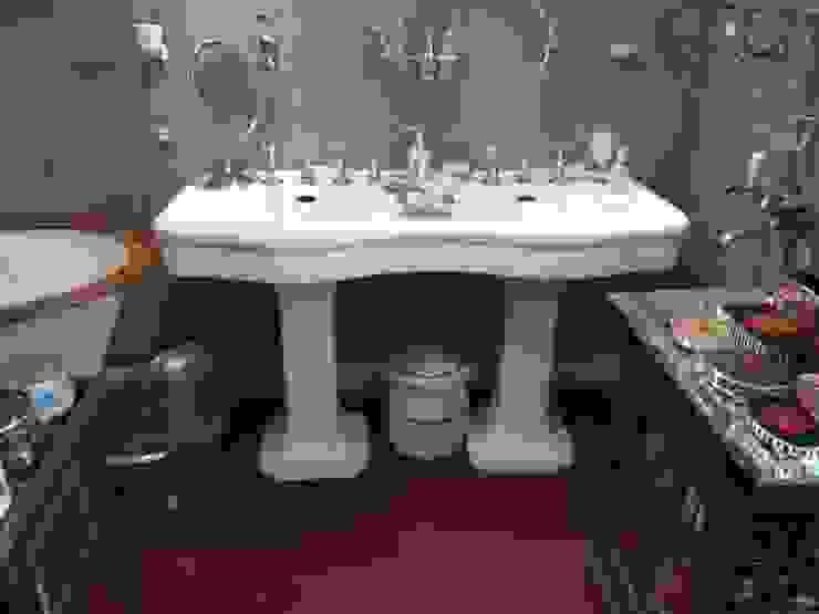 Sanitair Klassieke badkamers van Affaire d' Eau Klassiek