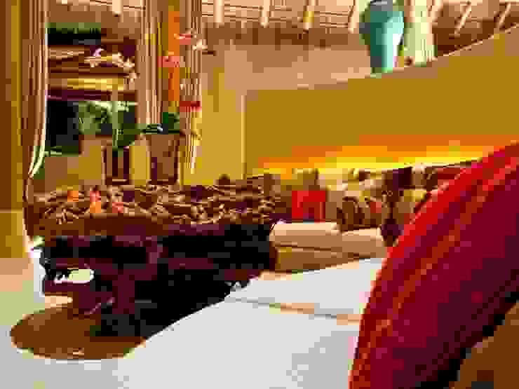 BR ARQUITECTOS Living roomAccessories & decoration