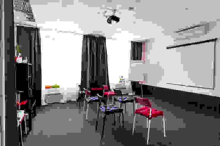 After. Training room от E_interior Эклектичный
