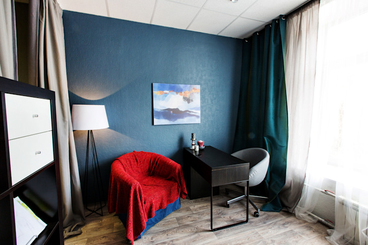 After. A room for private psychological consultation. от E_interior Эклектичный