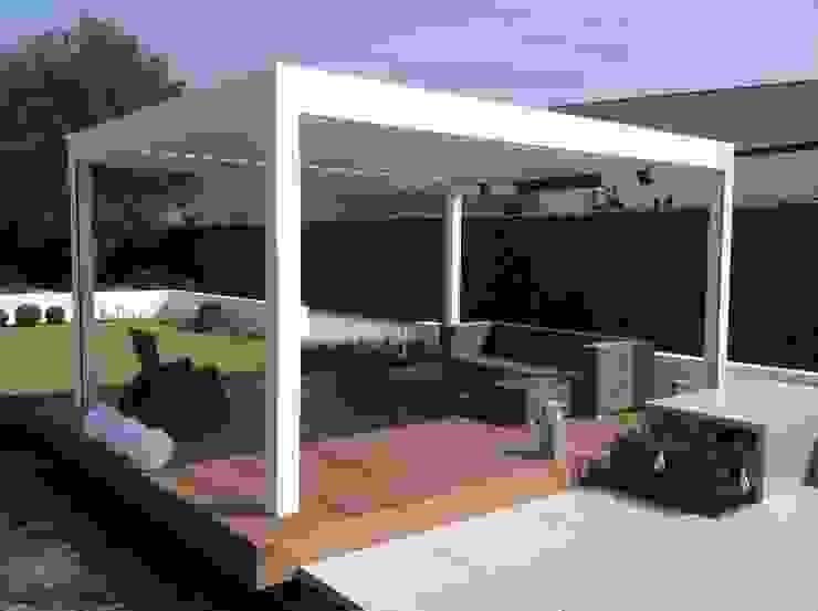 Vườn phong cách hiện đại bởi Tuinarchitectengroep ECO Hiện đại