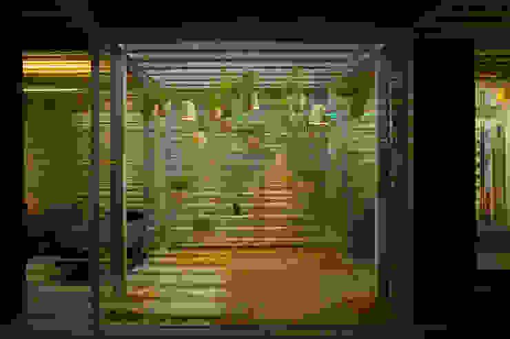 Jardim da Casa 333 Jardins modernos por Ateliê de Cerâmica - Flavia Soares Moderno