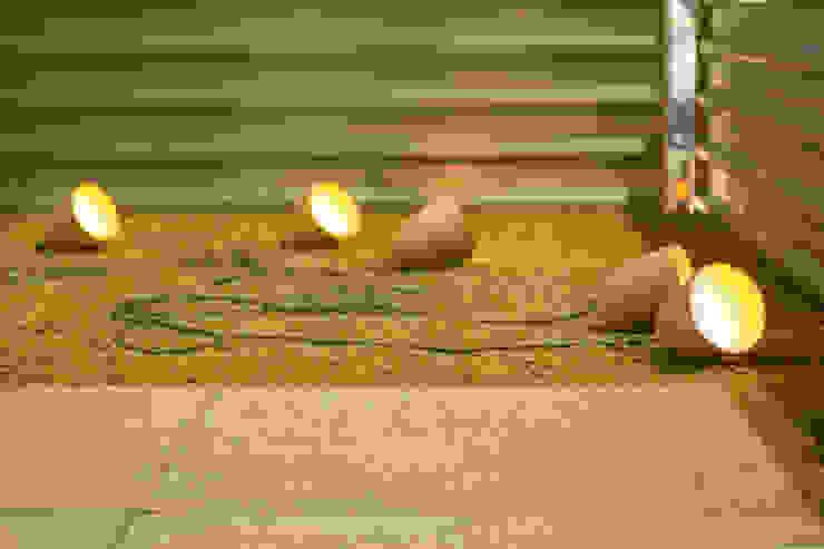 Luminárias de chão. por Ateliê de Cerâmica - Flavia Soares Moderno