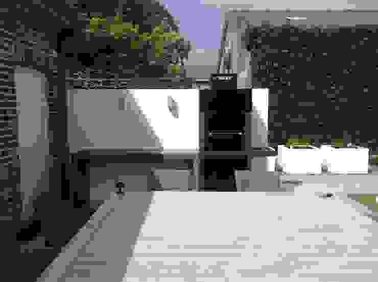 Loungetuinen Moderne tuinen van Tuinarchitectengroep ECO Modern