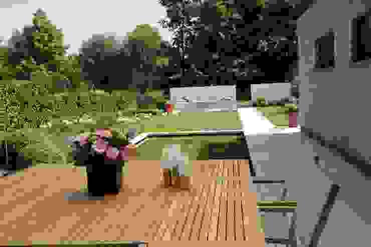 Modern Garden by Tuinarchitectengroep ECO Modern