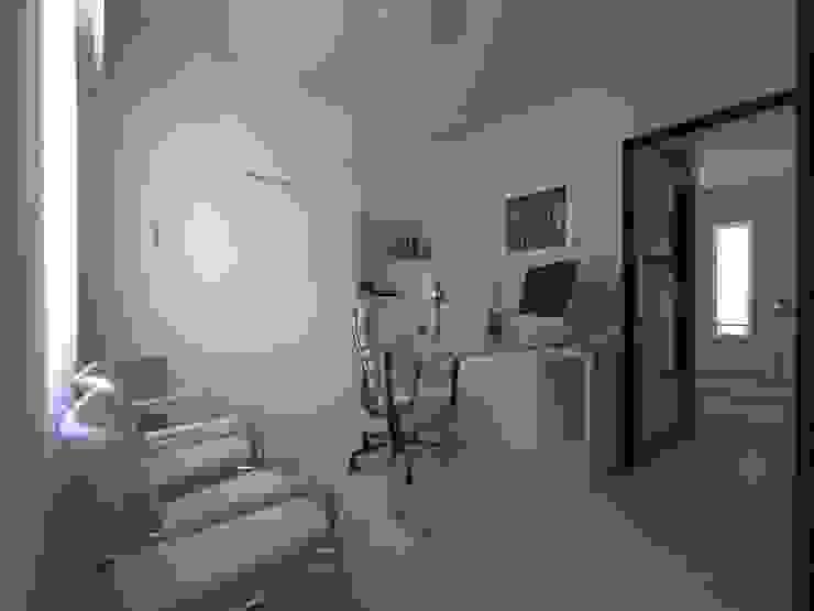 Estudio y Recamara Estudios y despachos modernos de JRK Diseño - Studio Arquitectura Moderno
