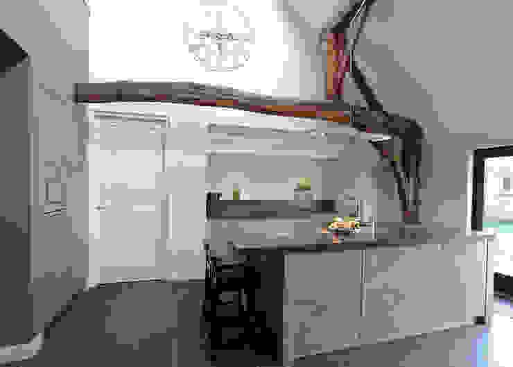 Klasyczna kuchnia od Thijs van de Wouw keuken- en interieurbouw Klasyczny