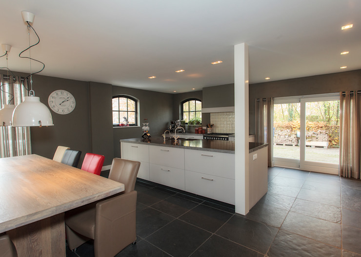 Thijs van de Wouw keuken- en interieurbouw Cucina in stile classico