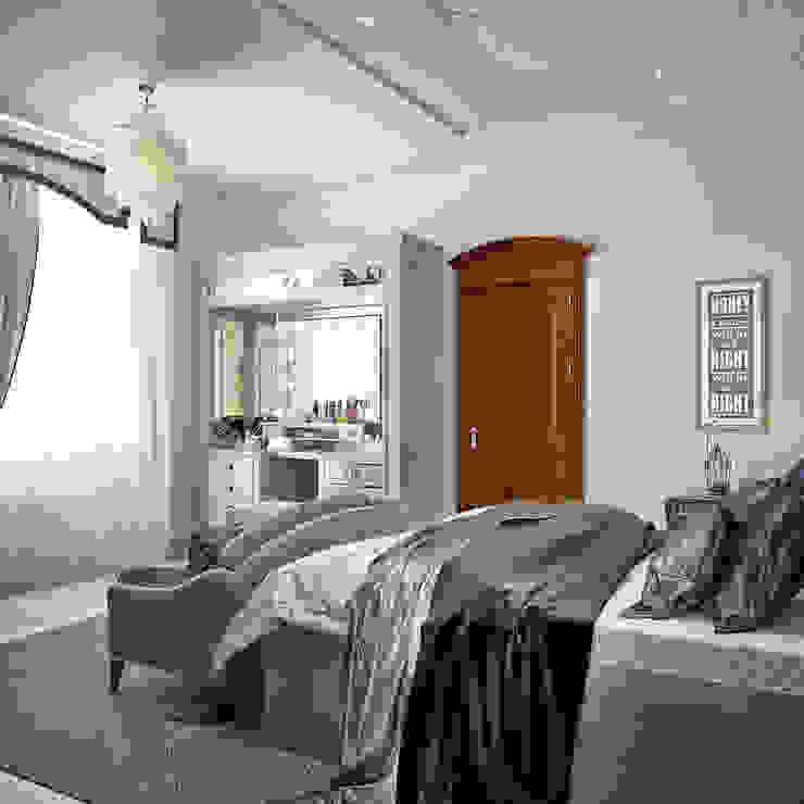 Modern style bedroom by Sweet Home Design Modern