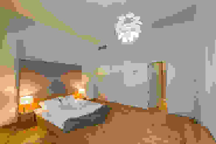 GoodLife Park дом №2 Спальня в стиле минимализм от TSEH Architectural Group Минимализм