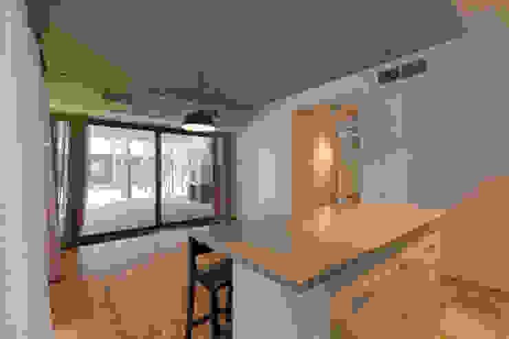 GoodLife Park дом №2 Кухня в стиле минимализм от TSEH Architectural Group Минимализм