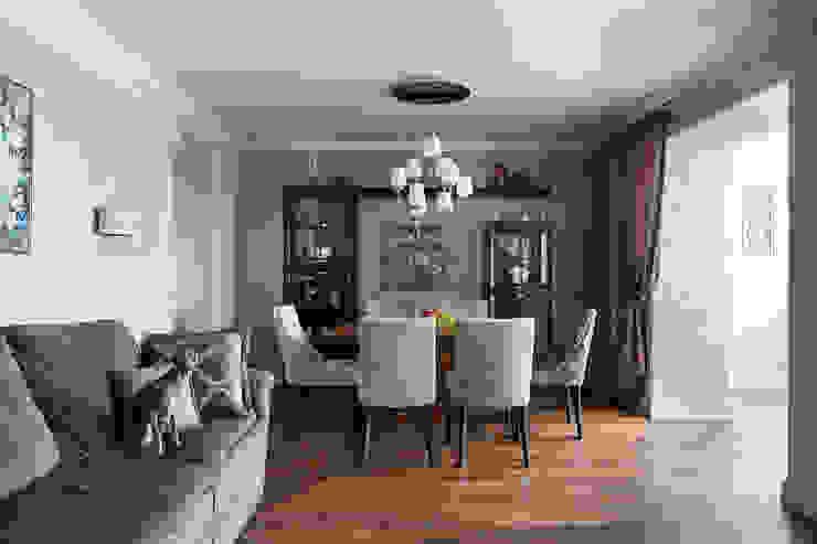квартира 142 м.кв. Гостиная в классическом стиле от Соловьева Мария Классический