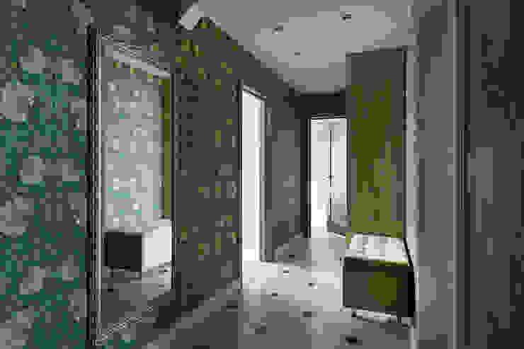 квартира 142 м.кв. Коридор, прихожая и лестница в классическом стиле от Соловьева Мария Классический
