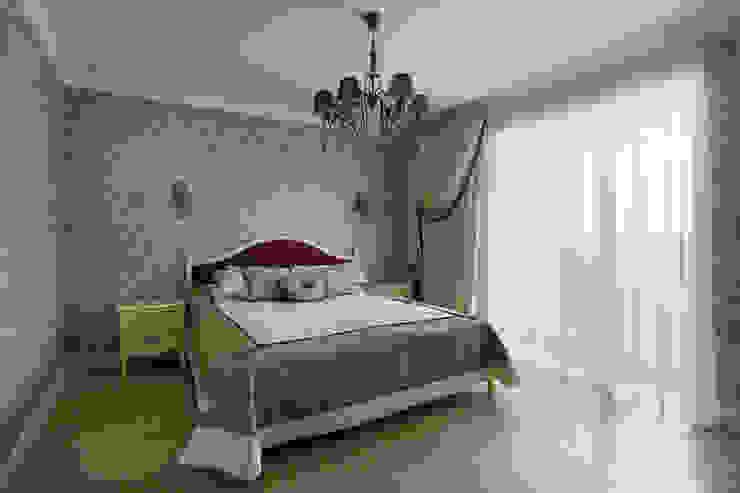 квартира 142 м.кв. Спальня в классическом стиле от Соловьева Мария Классический