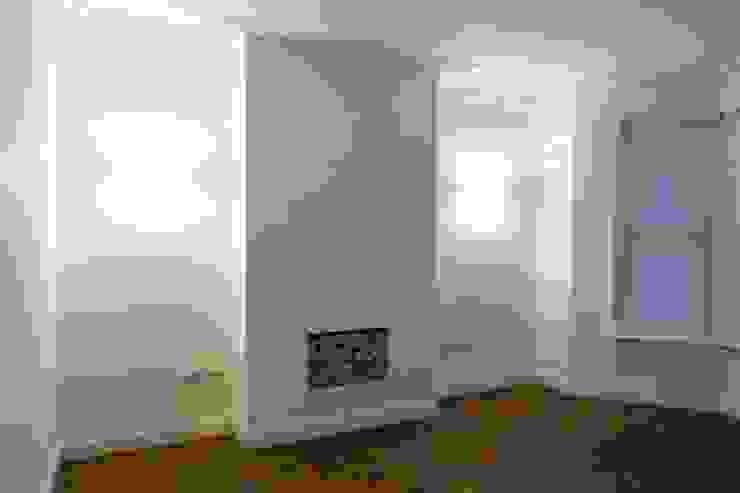 Finished lounge: modern  by Ben Jurin Architecture Ltd, Modern