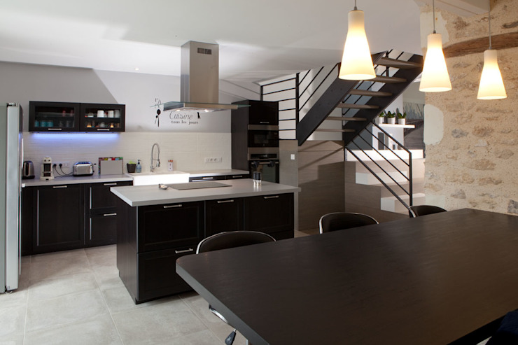 LUCAS Maitrise d'Oeuvre Кухня