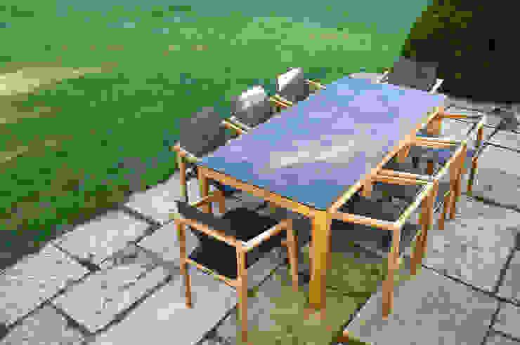 Table et fauteuils TEKURA Les Jardins JardinMeubles