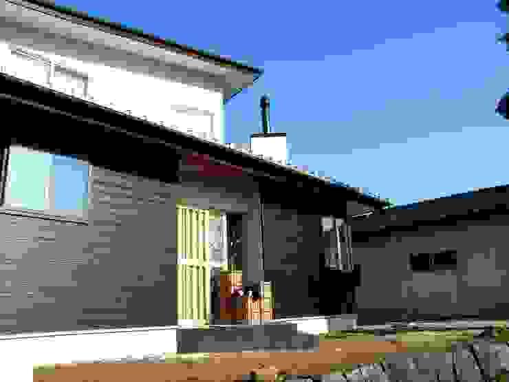外観 オリジナルな 家 の 建築アトリエTSUTSUMI オリジナル
