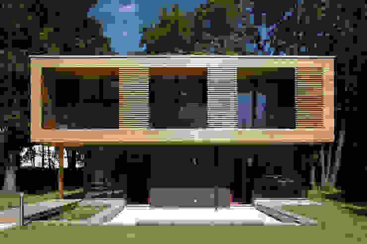 ArchitekturWerkstatt Vallentin GmbH Maison passive