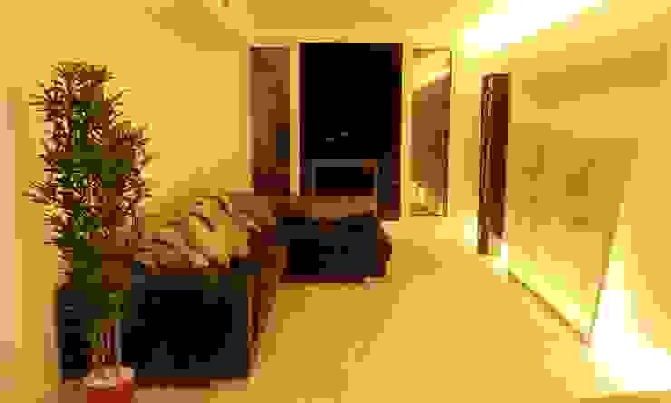 Modern living room by CUADRAT PINEN ARQUITECTES Modern