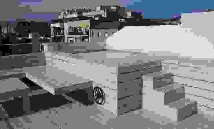 CUADRAT PINEN ARQUITECTES 泳池