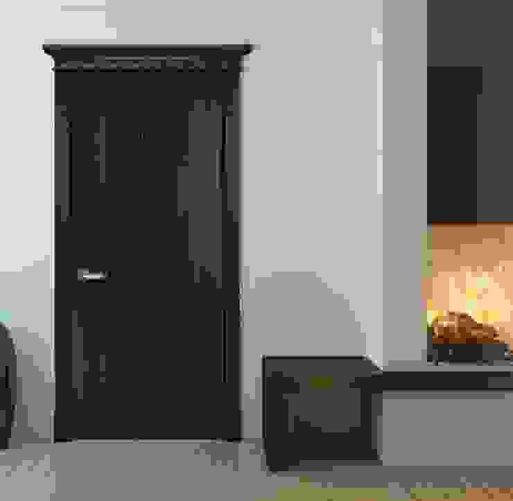 Blum Industry Pencere & KapılarKapılar Ahşap Kahverengi