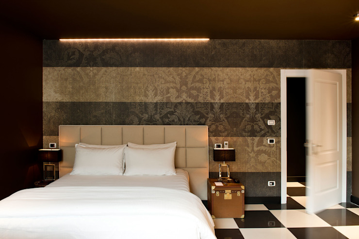 Hoteles de estilo clásico de Inkiostro Bianco Clásico