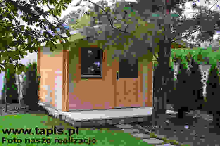TAPIS.PL Modern style gardens