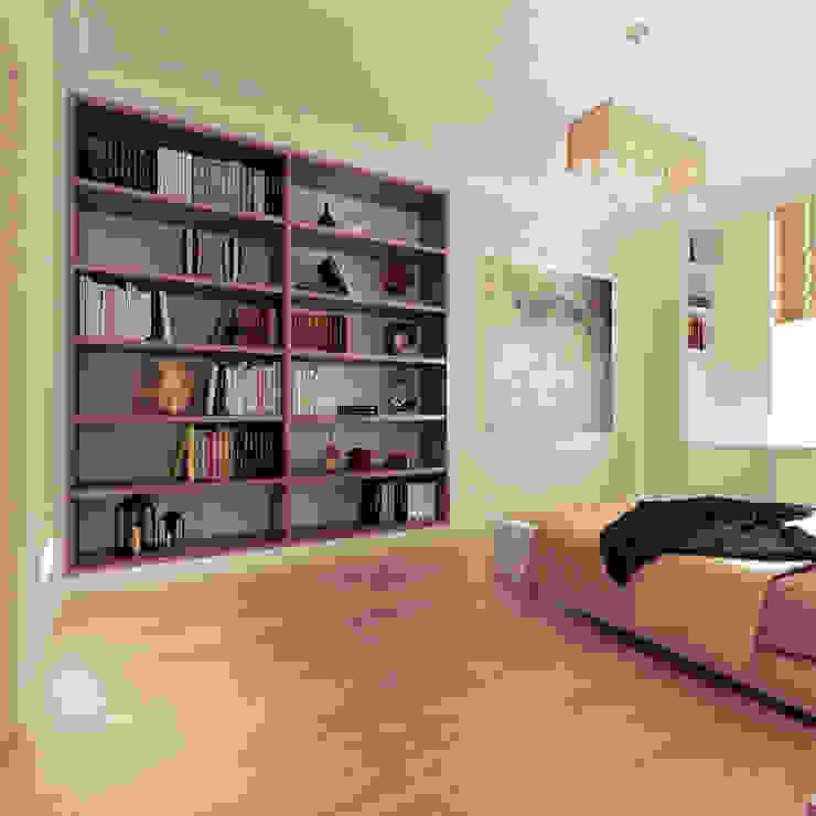 Авеню 77-10 Спальня в классическом стиле от ООО 'Студио-ТА' Классический