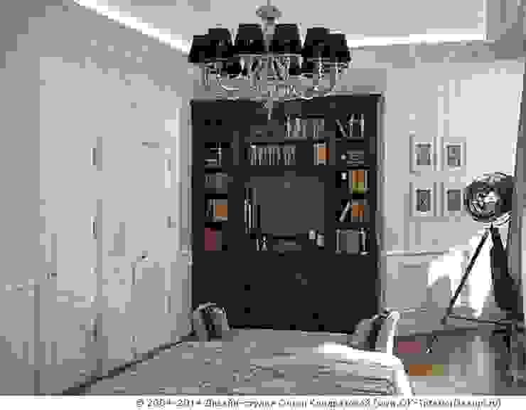 Спальная комната Спальня в классическом стиле от Дизайн студия Ольги Кондратовой Классический