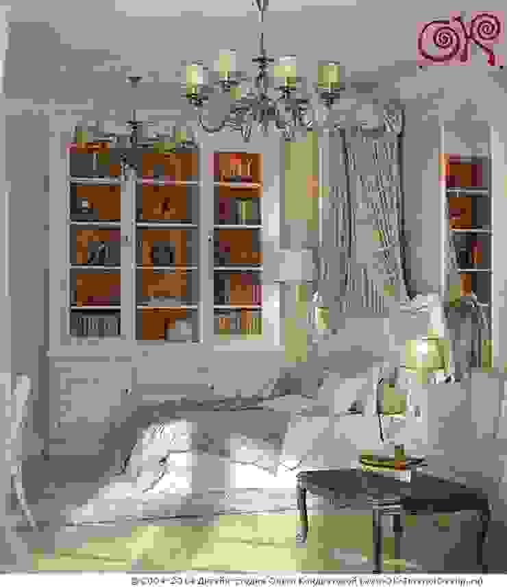 Детская спальня Спальня в классическом стиле от Дизайн студия Ольги Кондратовой Классический