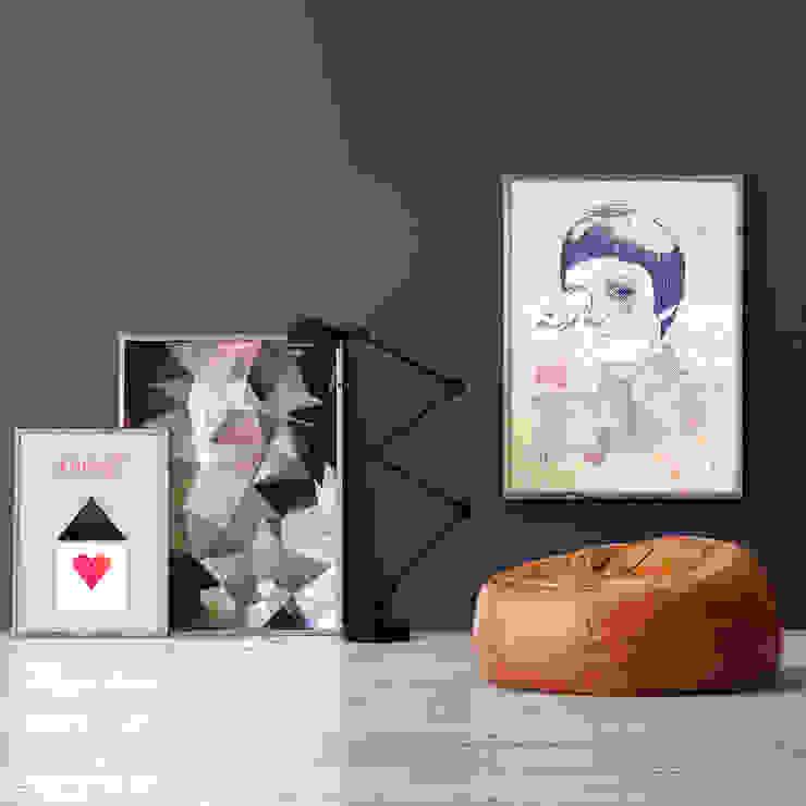 moderne Wandgestaltung: modern  von Posterlounge,Modern