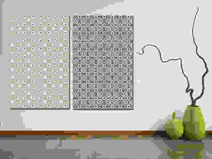 Wall Decor Fabric de Banner Buzz Moderno