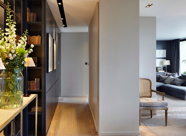 Hillcrest De Rosee Sa Koridor & Tangga Modern