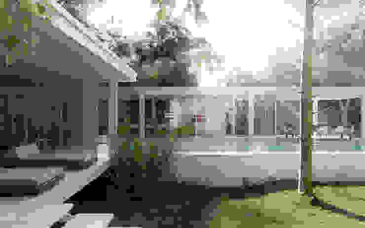 Elena Arsentyeva Casas de estilo moderno