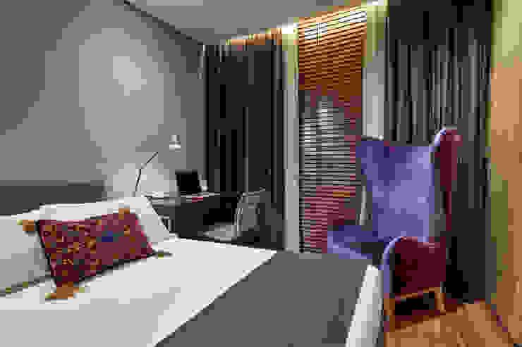 Apartamento AS Quartos modernos por Beth Nejm Moderno