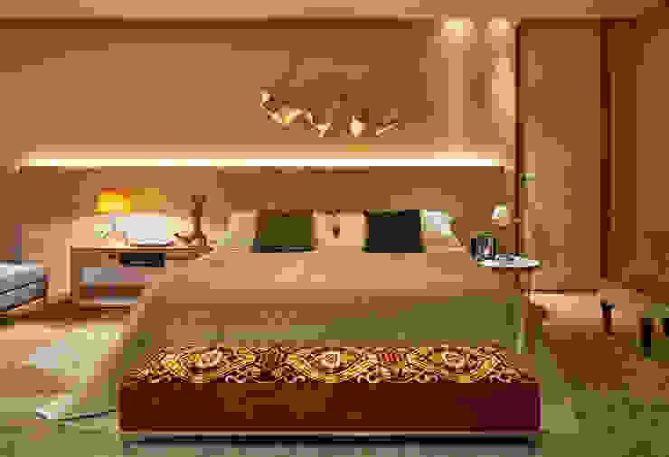 Dormitorios de estilo  por Beth Nejm