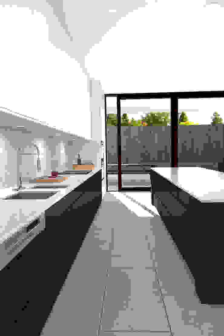 Essential Metro Bevelled Brick Ceramic Kitchen Tiles The London Tile Co. Walls & flooringTiles