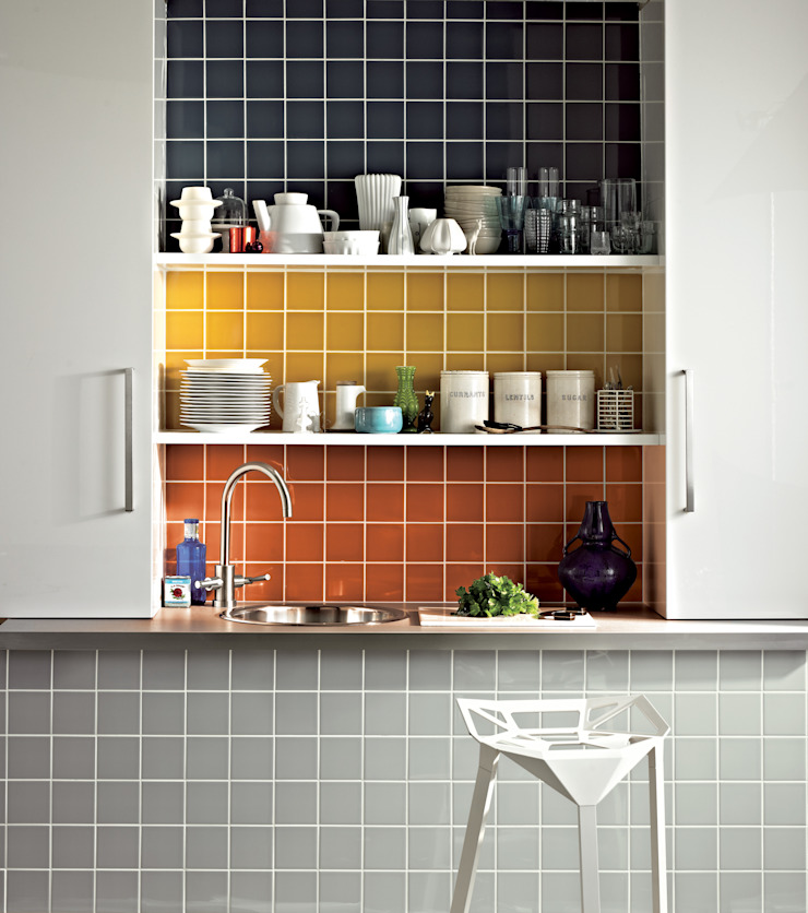 Prismatics Wall Tiles The London Tile Co. Walls & flooringTiles