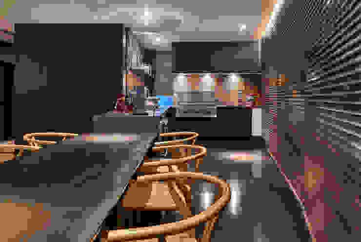 Apartamento AS Cozinhas modernas por Beth Nejm Moderno